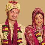 Jagdish weds Anjali